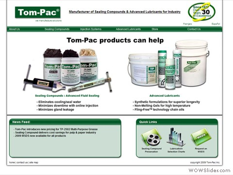 Tom-Pac Inc.